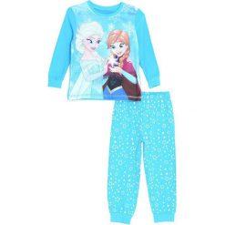 Jasnoniebieska Piżama Frosty Land. Niebieskie bielizna dla dziewczynek Born2be. Za 49.99 zł.