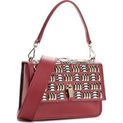 Torebka CAVALLI CLASS - Milano Rmx C72PWCNS0032B02 Black/Red B02. Czerwone torebki do ręki damskie Cavalli Class, ze skóry ekologicznej. W wyprzedaży za 899.00 zł.