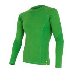 Sensor Koszulka Termoaktywna Z Długim Rękawem Merino Df M Safari Xl. Zielone koszulki sportowe męskie Sensor, z materiału, z długim rękawem. Za 215.00 zł.