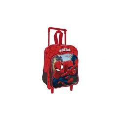 Spiderman Spider Man Pająk Walizka Plecak Na Kółkach Szelki. Różowe torby i plecaki dziecięce Świat Bajek. Za 74.91 zł.