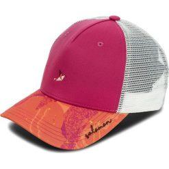 Czapka z daszkiem SALOMON - Mantra Logo Cap W 400470 08 G0 Pink Yarrow. Czerwone czapki i kapelusze damskie Salomon, z materiału. W wyprzedaży za 119.00 zł.
