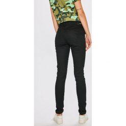 Pepe Jeans - Jeansy. Czarne jeansy damskie Pepe Jeans. Za 359.90 zł.