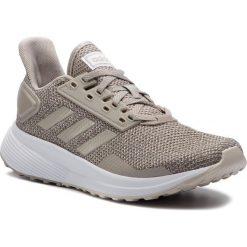 Buty adidas - Duramo 9 BB7459 Lbrown/Lbrown/Cbrown. Szare obuwie sportowe damskie Adidas, z materiału. Za 279.00 zł.