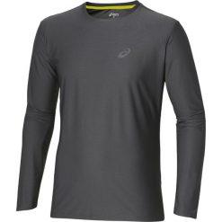 Asics LS Top Longsleeve 134088-0779. Szare bluzki z długim rękawem męskie Asics, z materiału. W wyprzedaży za 79.99 zł.