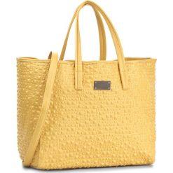 Torebka NOBO - NBAG-E3630-C002 Żółty. Żółte torebki do ręki damskie Nobo, ze skóry ekologicznej. W wyprzedaży za 149.00 zł.