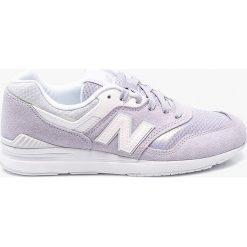 New Balance - Buty WL697PTV. Szare obuwie sportowe damskie New Balance, z materiału. W wyprzedaży za 319.90 zł.