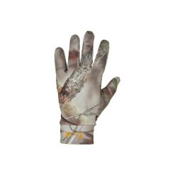 Rękawiczki ACTIKAM 300. Brązowe rękawiczki damskie SOLOGNAC. Za 49.99 zł.