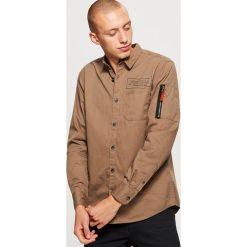Koszula o regularnym kroju - Zielony. Koszule męskie marki Giacomo Conti. W wyprzedaży za 49.99 zł.