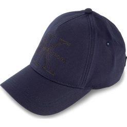 Czapka z daszkiem CALVIN KLEIN JEANS - J Re-issue Baseball K40K400101 426. Niebieskie czapki i kapelusze męskie Calvin Klein Jeans. Za 149.00 zł.