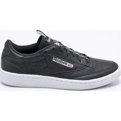Reebok Classic - Buty Club C 85 RT. Szare buty sportowe męskie Reebok Classic, z gumy. W wyprzedaży za 219.90 zł.