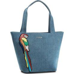 Torebka KAZAR - Havanna 29489-TK-10 Blue. Niebieskie torby na ramię damskie Kazar. W wyprzedaży za 449.00 zł.