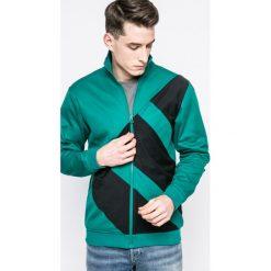 Adidas Originals - Bluza. Zielone bluzy męskie adidas Originals, z bawełny. W wyprzedaży za 269.90 zł.