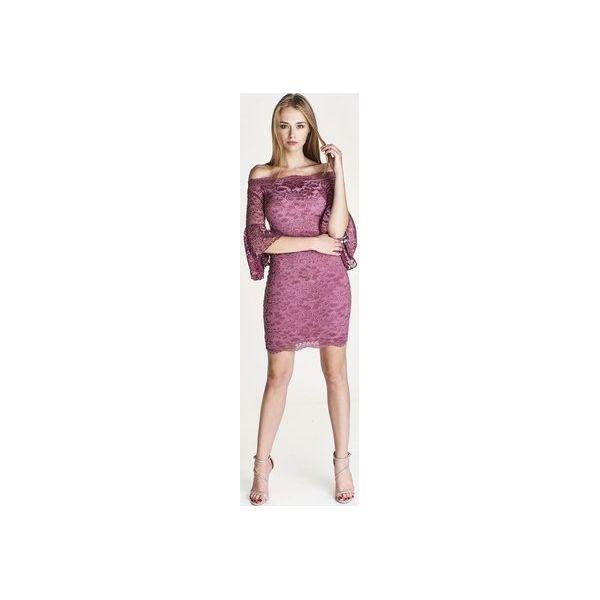 ea4b17fec771cd Koronkowa sukienka ołówkowa - Sukienki damskie marki Bird. Za 382.00 ...