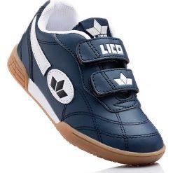 Buty sportowe Lico bonprix niebiesko-biały. Buty sportowe dziewczęce marki Pulp. Za 59.99 zł.