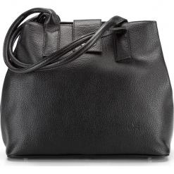 Torebka damska 85-4E-452-1. Czarne torebki do ręki damskie Wittchen. Za 489.00 zł.
