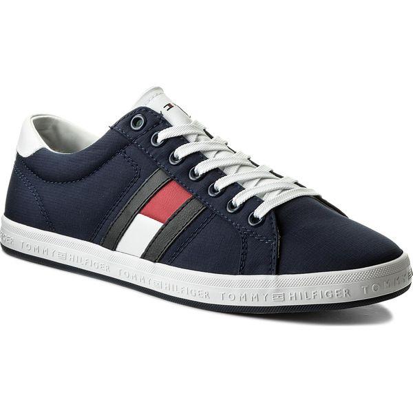 cae2b76894c33 Tenisówki TOMMY HILFIGER - Essential Flag Detail Sneaker FM0FM01535 ...