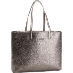 Torebka LOVE MOSCHINO - JC4033PP16LF0910 Peltro. Brązowe torebki do ręki damskie Love Moschino, ze skóry ekologicznej. W wyprzedaży za 619.00 zł.