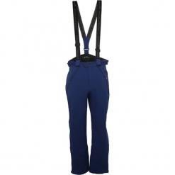 Spodnie narciarskie w kolorze niebieskim. Spodnie snowboardowe męskie marki WED'ZE. W wyprzedaży za 204.95 zł.
