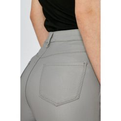 Answear - Jeansy. Białe jeansy damskie ANSWEAR. Za 119.90 zł.