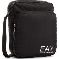 Saszetka EA7 EMPORIO ARMANI - 275669 CC731 00020 Black. Czarne saszetki męskie EA7 Emporio Armani, z materiału, młodzieżowe. W wyprzedaży za 199.00 zł.