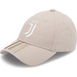 Czapka z daszkiem adidas - Juve 3S Cap DL8650 Sesame/Clay. Brązowe czapki i kapelusze męskie Adidas. Za 79.95 zł.
