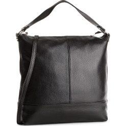 Torebka CREOLE - K10468  Czarny. Czarne torebki do ręki damskie Creole, ze skóry. Za 269.00 zł.