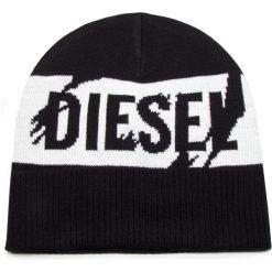 Czapka DIESEL - K-Becky Cap 00SJ4K-0NABQ-8AT  Black 900. Czarne czapki i kapelusze męskie Diesel, z materiału. Za 209.00 zł.