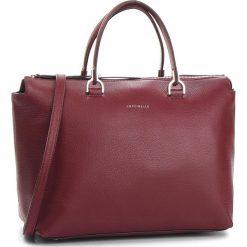 Torebka COCCINELLE - CI0 Keyla E1 CI0 18 01 01 Grape R04. Czerwone torebki do ręki damskie Coccinelle, ze skóry. W wyprzedaży za 979.00 zł.