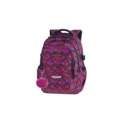 Plecak Młodzieżowy Coolpack Factor Hawaii Pink. Różowa torby i plecaki dziecięce CoolPack, z materiału. Za 124.01 zł.