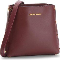 Torebka JENNY FAIRY - RH1082 Burgundy. Czerwone listonoszki damskie Jenny Fairy, ze skóry ekologicznej. Za 69.99 zł.