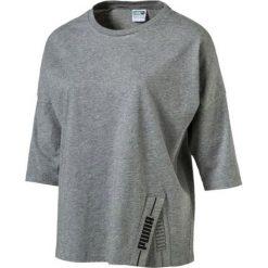 Puma Koszulka damska Evo Seasonal Grahic Tee szara r. XS (574025 03). T-shirty damskie marki Puma. Za 113.13 zł.