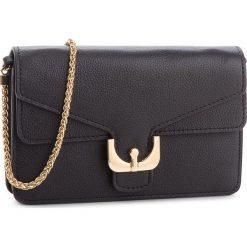 Torebka COCCINELLE - CJ5 Ambrine Soft E1 CJ5 19 01 01 Noir 001. Czarne torebki do ręki damskie Coccinelle, ze skóry. W wyprzedaży za 979.00 zł.