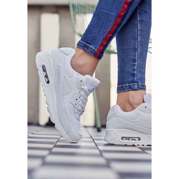 0f6323350e934 Białe Buty Sportowe Classical Nilda - Obuwie sportowe damskie marki ...