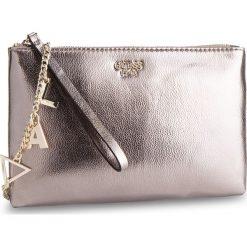 Torebka GUESS - HWVG71 85690 PEWTER. Szare torebki do ręki damskie Guess, z aplikacjami, ze skóry ekologicznej. Za 369.00 zł.
