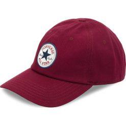 Czapka z daszkiem CONVERSE - 608747 Bordowy. Czerwone czapki i kapelusze damskie Converse, z bawełny. Za 89.00 zł.