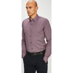 Medicine - Koszula Scottish Modernity. Szare koszule męskie MEDICINE, z bawełny, z klasycznym kołnierzykiem, z długim rękawem. Za 129.90 zł.