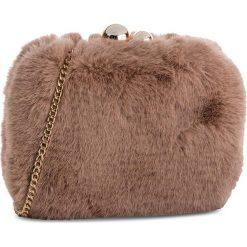 Torebka MENBUR - 84526 Stone 0087. Brązowe torebki do ręki damskie Menbur, z materiału. Za 169.00 zł.