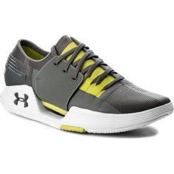 Buty UNDER ARMOUR - Ua Speedform Amp 2.0 1295773-040 Gph/Smy/Gph. Szare buty sportowe męskie Under Armour, z materiału. W wyprzedaży za 359.00 zł.