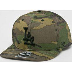 47brand - Czapka. Szare czapki i kapelusze męskie 47brand. Za 139.90 zł.