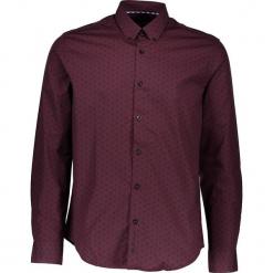 """Koszula """"LS Target Floral"""" - Regular fit - w kolorze czerwono-czarnym. Czarne koszule męskie Ben Sherman, w kropki, z bawełny, button down. W wyprzedaży za 130.95 zł."""