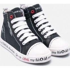Geox - Trampki dziecięce. Buty sportowe dziewczęce marki Converse. W wyprzedaży za 199.90 zł.