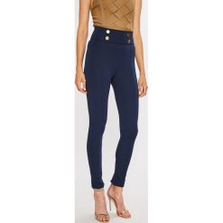 Guess Jeans - Legginsy Conchita. Szare jeansy damskie Guess Jeans. Za 319.90 zł.