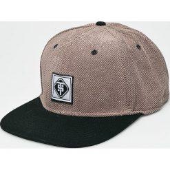 True Spin - Czapka Touchy. Szare czapki i kapelusze męskie True Spin. W wyprzedaży za 49.90 zł.