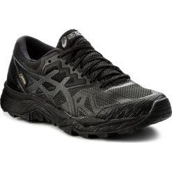 Buty ASICS - Gel-FujiTrabuco 6 G-TX GORE-TEX T7F5N Black/Black/Phantom 9090. Czarne buty sportowe męskie Asics, z gore-texu. W wyprzedaży za 399.00 zł.