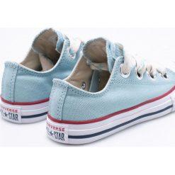 Converse - Tenisówki dziecięce. Buty sportowe dziewczęce marki bonprix. Za 219.90 zł.