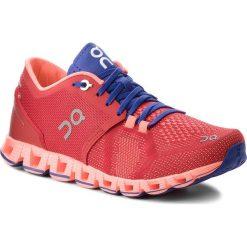 Buty ON - Cloud X 000020 Red/Flash 1658. Czerwone obuwie sportowe damskie On, z materiału. Za 649.00 zł.