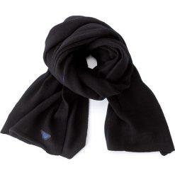 Szal ARMANI JEANS - 934105 7A732 35520 Nero/Bluette. Szare szaliki i chusty damskie marki Giacomo Conti, na zimę, z tkaniny. W wyprzedaży za 359.00 zł.