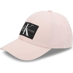 Czapka z daszkiem CALVIN KLEIN JEANS - J Monogram Cap W K40K400753 632. Czerwone czapki i kapelusze damskie Calvin Klein Jeans, z bawełny. Za 159.00 zł.