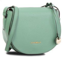 Torebka COCCINELLE - CF8 Clementine Soft E1 CF8 15 02 01 Jade G01. Zielone listonoszki damskie Coccinelle, ze skóry. W wyprzedaży za 699.00 zł.