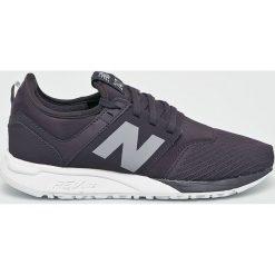 New Balance - Buty WRL247EO. Szare obuwie sportowe damskie New Balance. W wyprzedaży za 349.90 zł.